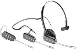 Le cuffie wireless DECT Plantronics prime sul mercato per gli standard di sicurezza