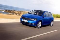 Nuova ŠKODA Fabia: cinque stelle nei test Euro NCAP