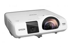 Epson: nuovi videoproiettori versatili a ottica corta
