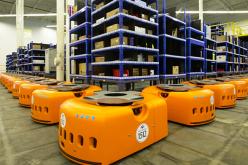 Amazon svela come lavorano i suoi robot