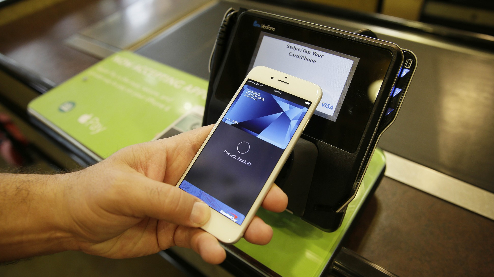 Apple Pay cina