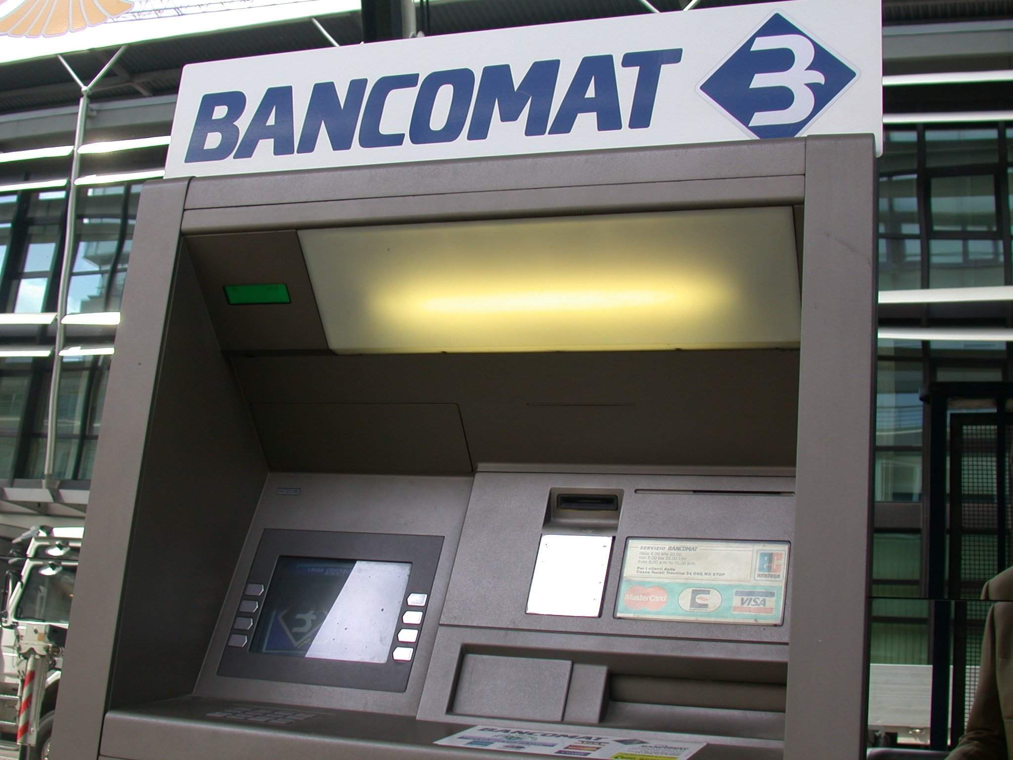 Bancomat per pagare online nel 2015
