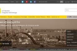 Eni ha il miglior sito corporate d'Italia
