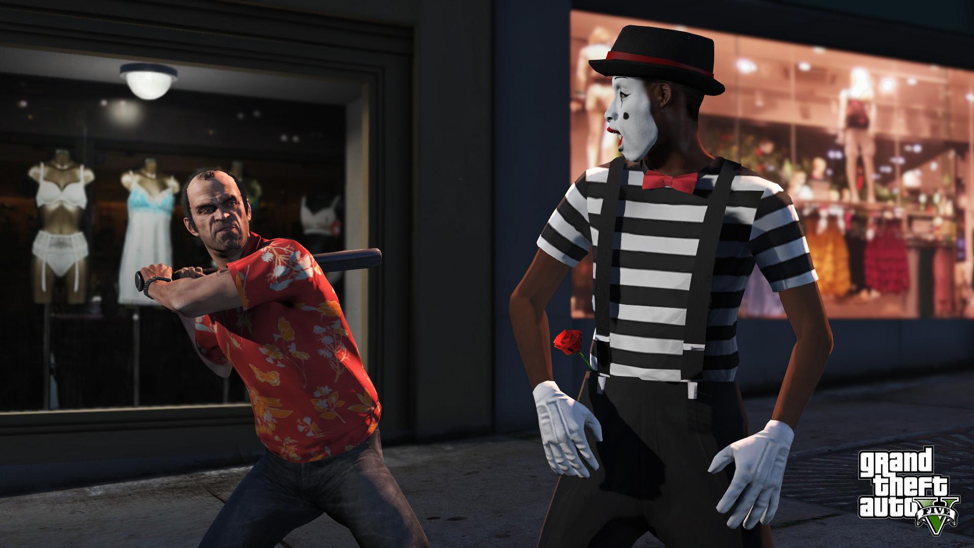 Grand Theft Auto V al bando in Australia