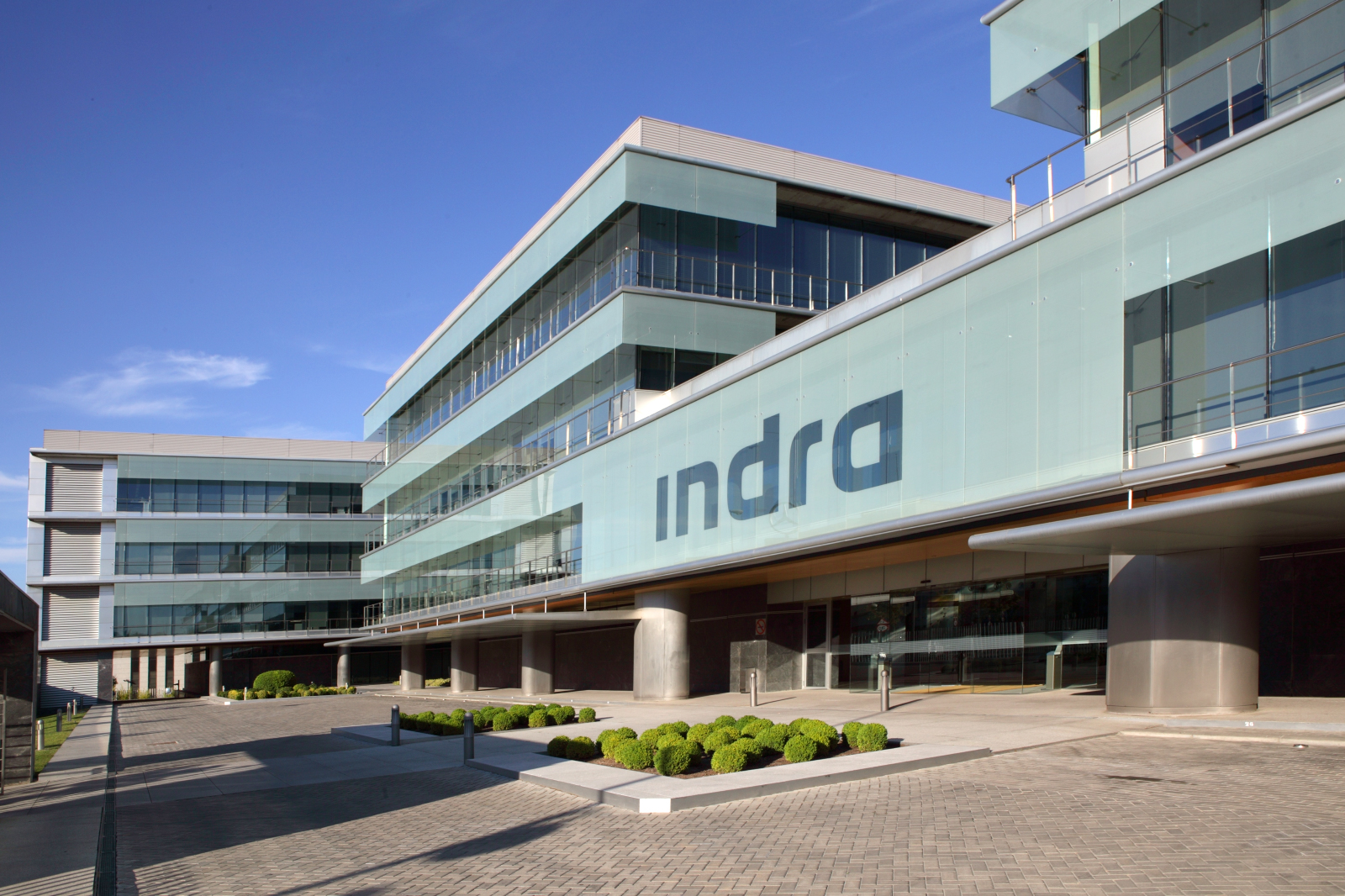INDRA presenta il trasporto del futuro