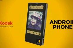 Kodak prepara uno smartphone Android per il CES 2015