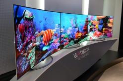 Per LG il 2015 sarà l'anno dell' OLED