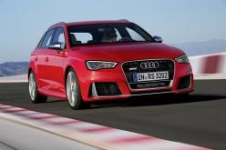 Audi RS 3 Sportback: potenza in dimensioni compatte