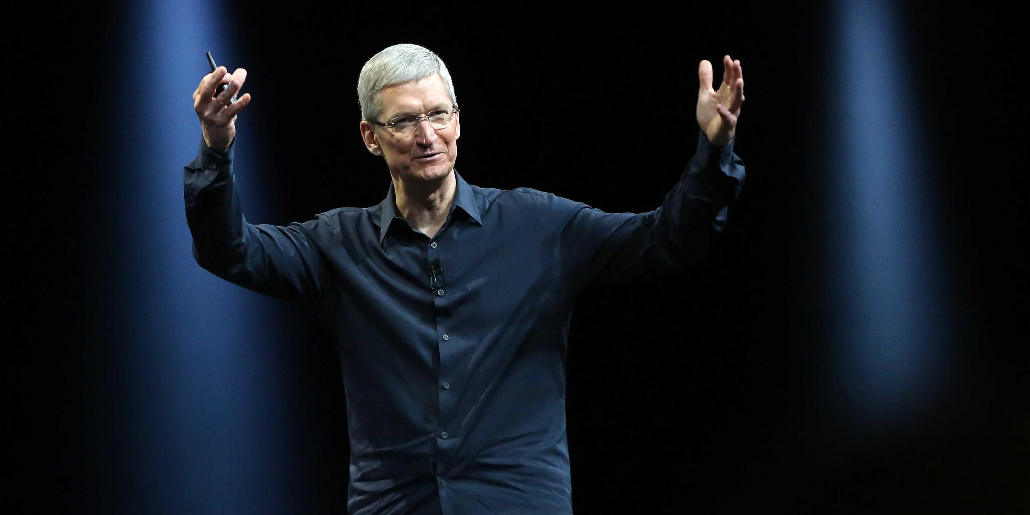 Tim Cook anticipa le novità di Apple per il 2021