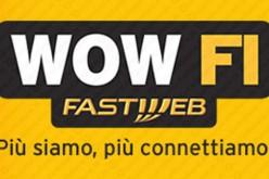 Wow Fi: Fastweb porta il Wi-Fi diffuso ai suoi clienti