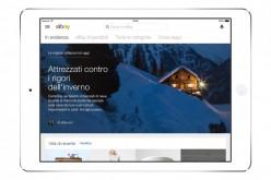 eBay: la nuova app per iPad per un Natale sempre più ispirato