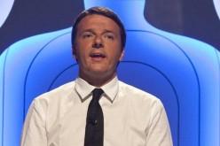 Il dominio di Renzi registrato (da un altro) in diretta