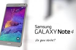 Samsung Galaxy Note 4 con Snapdragon 810