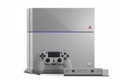 Sony annuncia una PS4 in edizione limitata
