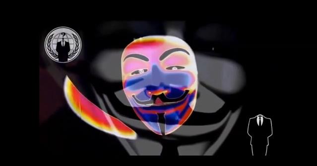 Anonymous minaccia vendetta per l'attacco a Charlie Hebdo
