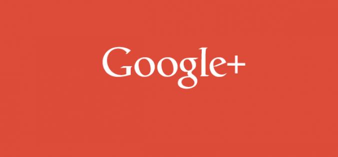Google tenta il rilancio di Google Plus