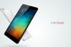 Xiaomi sfida iPhone 6 Plus con Mi Note e Mi Note Pro