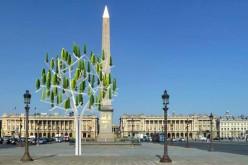 Energia eolica 2.0, un albero a vento nel cuore di Parigi