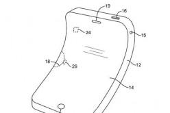 Apple brevetta un iPhone totalmente pieghevole