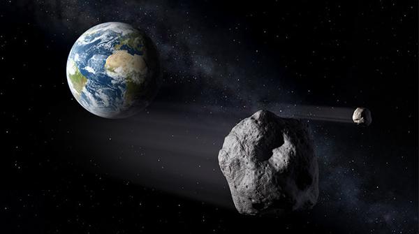 Perché le agenzie spaziali stanno simulando la catastrofe con un'asteroide