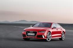 Audi A7 Sportback: arrivano le versioni sportive S e RS