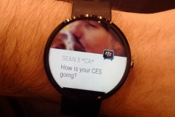 BlackBerry Messenger arriva su Android Wear