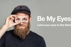 Be My Eyes, arriva l'app che presta gli occhi ai non vedenti