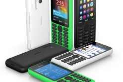 Microsoft presenta Nokia 215, lo smartphone da 24 euro