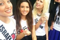 Crisi diplomatica per un selfie: lo scatto di Miss Libano con Miss Israele