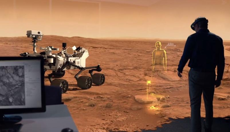 Un vecchio processore per smartphone ha alimentato il primo volo su Marte