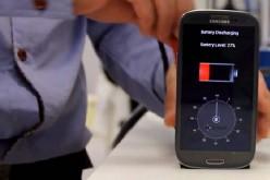 Ricaricare lo smartphone richiederà 30 secondi