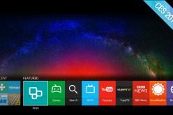 Tizen su tutte le Smart TV di Samsung nel 2015