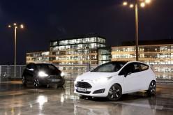 Ford celebra la moda del bianco e nero con Fiesta e Ka Black & White Edition