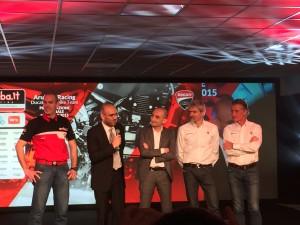 Aruba Team Racing 2015