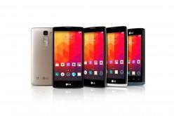 Smartphone LG: arrivano Magna, Spirit, Leon e Joy