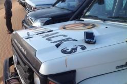 I Panasonic Toughpad FZ-X1 e FZ-M1 affrontano una nuova avventura nel deserto
