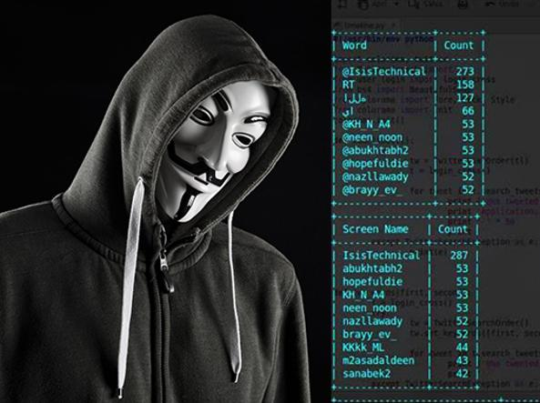 anonymous hacker isis