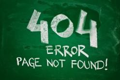 """""""Pagina web non disponibile"""": quante volte è successo nel 2014?"""