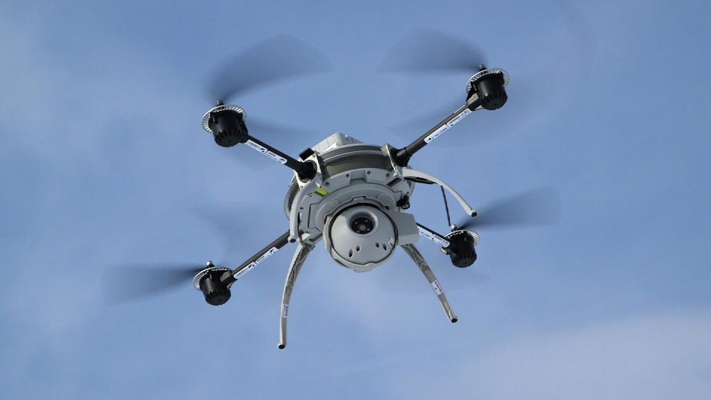 INDRA lancia Air Drones