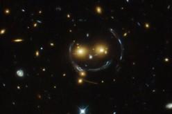 Hubble scopre che anche le galassie sorridono