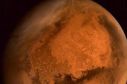Marte e il misterioso pennacchio di fumo