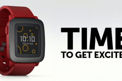 Svelato Pebble Time con e-ink a colori