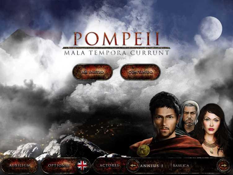 Mala tempora currunt, il nuovo videogame ambientato a Pompei - Data Manager Online