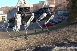 Spot: il cane robot Made in Google