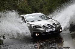 Subaru Outback vince il Canadian Black Book (CBB)