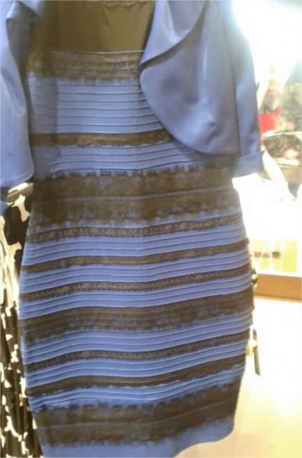 Di che colore è questo vestito? #TheDress scatena e divide il web