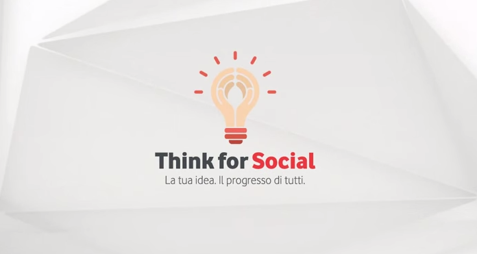 vodafone think for social
