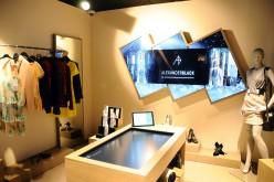Con il concept store Alexander Black di Milano, BT ti porta nel negozio del futuro