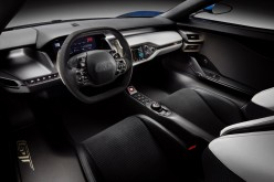 Ford sperimenta tecnologie innovative per l'interior design