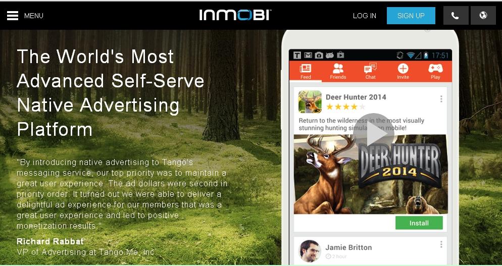 Google vuole InMobi